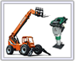 Equipment rentals in Burlington Iowa, Ft. Madison IA, Keokuk IA, Nauvoo IL, Wayland MO