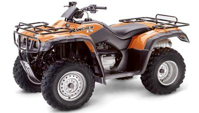 Where to find 4 Wheeler 2003 Honda in Fort Madison