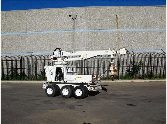 Where to find Pitman SD Panther Crane in Fort Madison