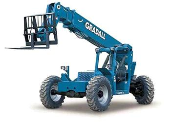 Where to find Telehandler - Gradall 534D9-45 in Fort Madison