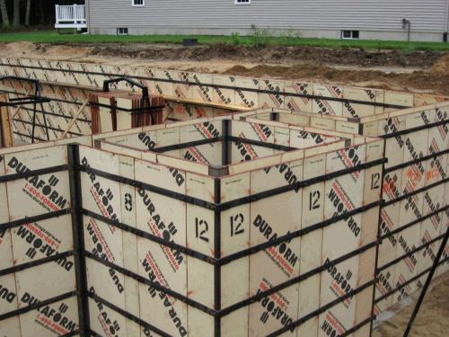 Where to find Concrete Forms, Duraform in Fort Madison