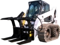 Where to rent Skidloader Brush Grapple Attachment in Fort Madison IA