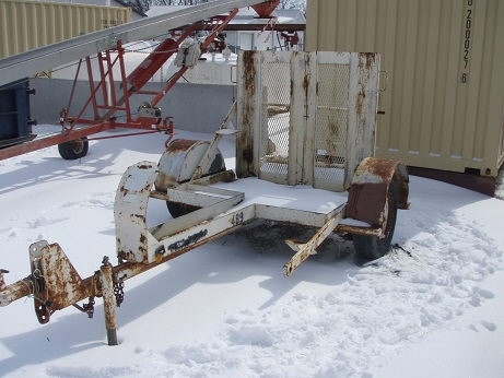 Where to find Drop Hammer Trailer in Fort Madison