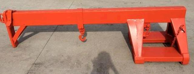 Where to find JIB Extension for Forklifts in Fort Madison