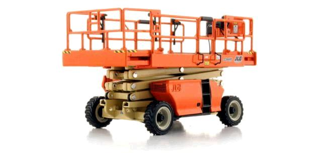 Where to find Lift, Scissor JLG 4394RT 4x4 Duel Fuel in Fort Madison