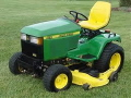 Where to rent Lawn Mower, John Deere 455 in Fort Madison IA