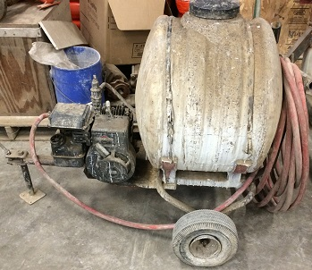 Where to find Pump, Concrete Sealer Gas in Fort Madison