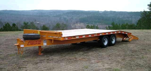 Where to find Trailer, Dual Axle 1994 HTRG Implement in Fort Madison