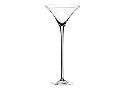 Where to find Vase Martini Glass 20 x10 in Fort Madison