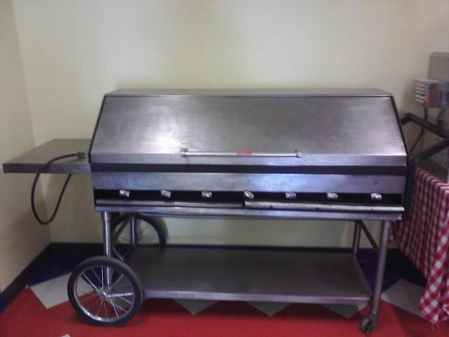 Where to find Gas Grill, Covered, 24 x60 in Fort Madison