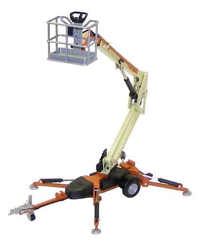 Where to find Boom Lift JLG T350 35  Towable in Fort Madison