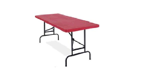 Where to find Table Children s, 8  x 30  Adjust Height in Fort Madison