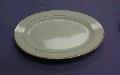 Where to rent Serving Plate, Oval Large in Fort Madison IA