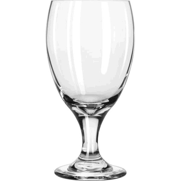 Where to find Glass Water Goblet, 12 oz. in Fort Madison
