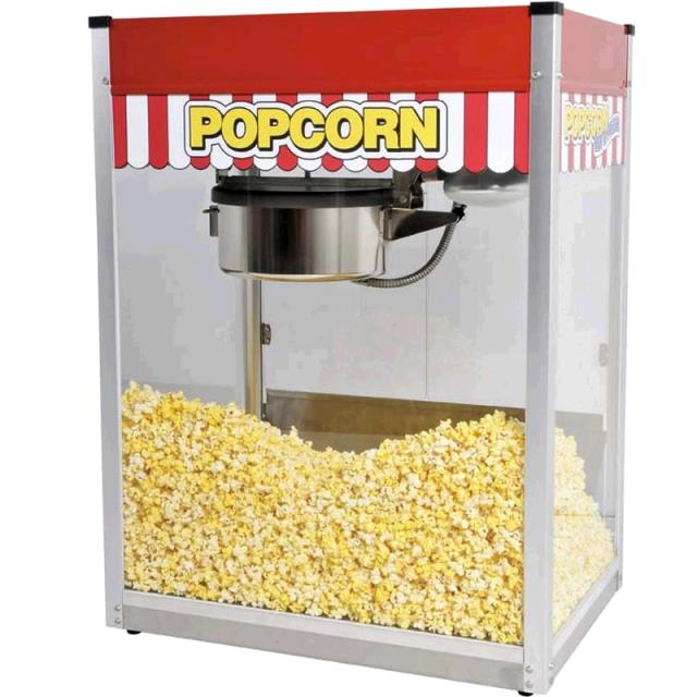 Where to find Popcorn Machine 8 oz. in Fort Madison