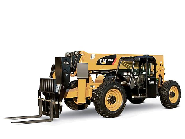 Where to find Telehandler - Cat TL1055 10,000lb in Fort Madison