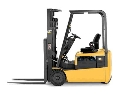Where to rent Forklift, Electric CAT 2EC20 3600 Lbs in Fort Madison IA