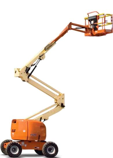 Where to find Boom Lift JLG 45  Articulating 4wd in Fort Madison