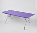 Where to rent Kwik Cover Tablecloth 8 x30 in Fort Madison IA