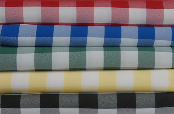 Where to find Checks Collection Linens in Fort Madison
