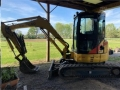 Where to rent Mini Excavator, EH50.B New Holland in Fort Madison IA