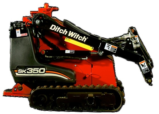 Where to find Mini Skid Steer, Ditch Witch SK350 in Fort Madison