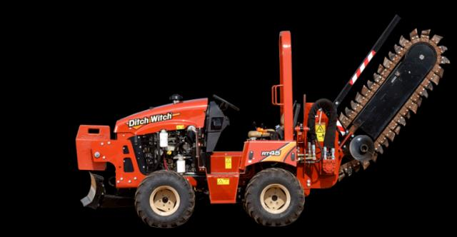 Where to find Trencher RT45 4x4 Ditch Witch in Fort Madison