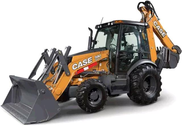 Where to find Case Backhoe 590 Super N in Fort Madison
