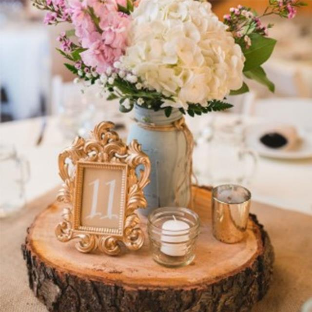 Where to find Wood Centerpiece in Fort Madison